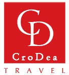 CroDea Travel Grzegorz Zieliński Logo